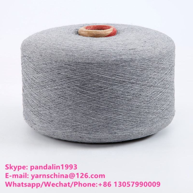 Ne6s/1(nm10s/1),Wholesale Gloves yarn ,Exported to Moscow,Blended Open end Yarn for knitting