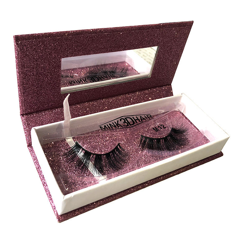 Best beautiful 3D mink false eyelashes can do its own brand of Eyelash