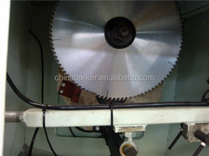 PVC window and Door V Shape Cutting Machine