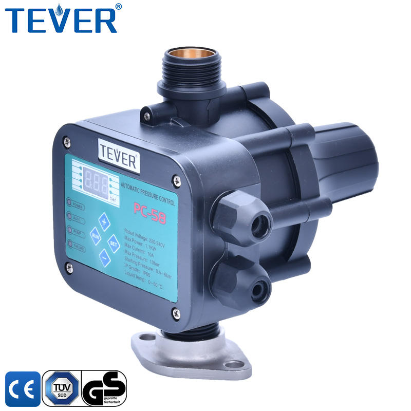 PC 58 intelligent electronic pump press control digital pressure automatic pump control for water pump