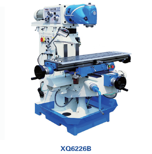 XQ6226B swivel hoofd universele frezen en boren machine