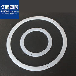 High Temperature Resistant Fittings Custom-made Whited Double Torsion Vibrating Screen Spring Rubber Seal Silicone Square Ring