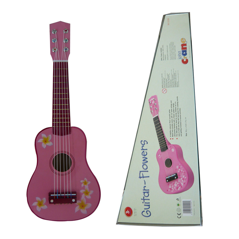 Amazon hot sale wholesale kids toy guitar 21inch-23 inch