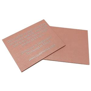 Full Color Printed card paper printing,index cards ring,blister backing card