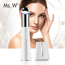 5 in 1 heated ultrasonic portable Mini Home Facial Device