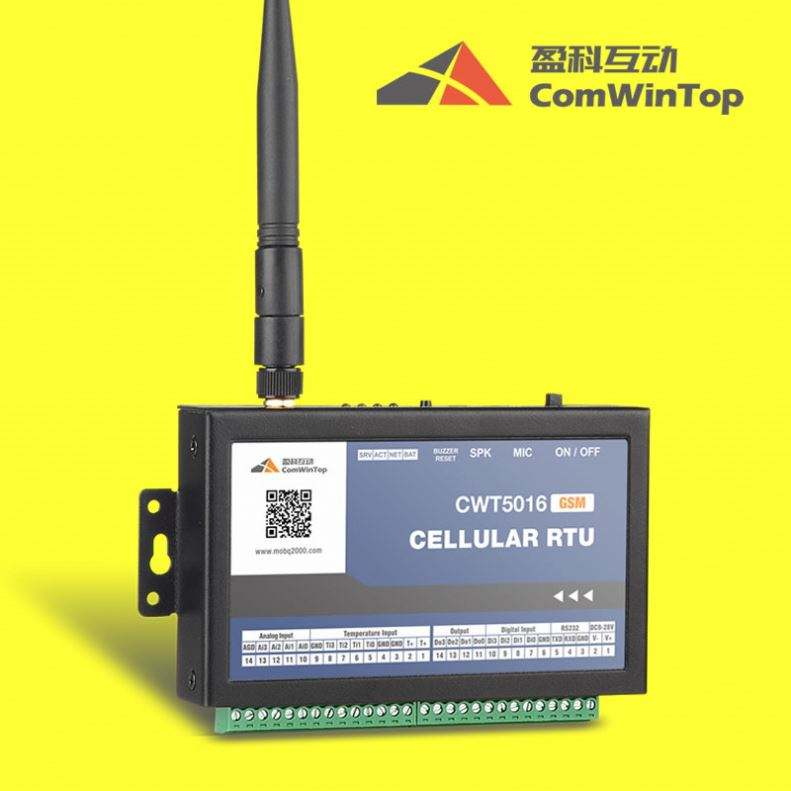 CWT5016 4G Remote Temperature Data Logger,Remote Mobile Phone Control Gsm Relay S