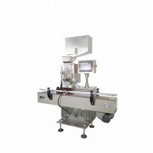 ZJS-A Automatic tablet and capsule counting filling machine