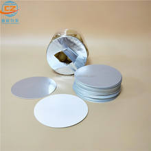 Aluminum foil induction seal liner for PET bottles foil seals lids