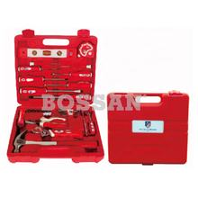 2019 BOSSAN 30 piece Hot sale high quality mechanical tool kit, general household force tool set