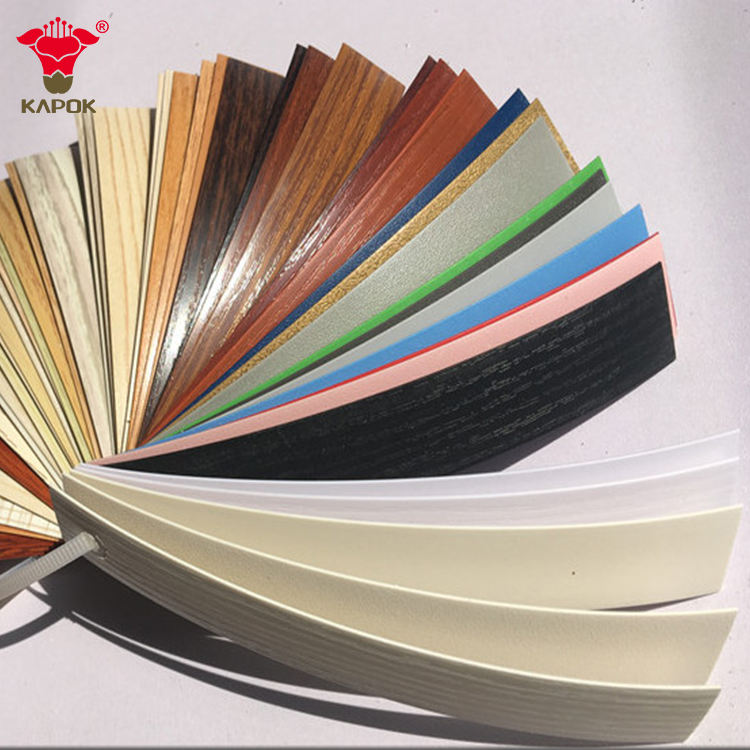 2mm pvc edge banding for furniture, edge banding