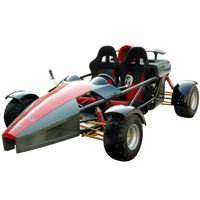 Double Seats Go-Kart with All Independent Shock Suspensions