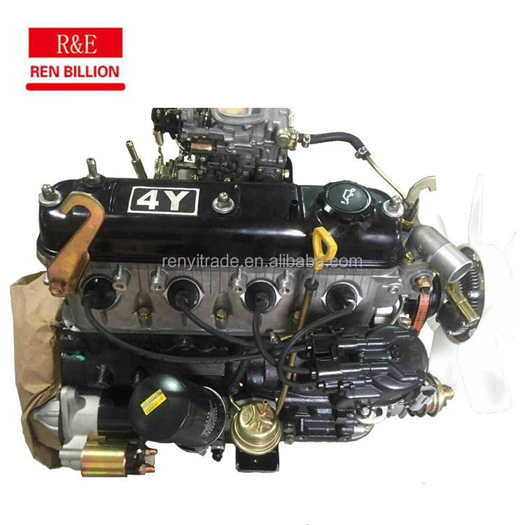 hilux motor 4Y diesel for hiace land cruiser hardtop