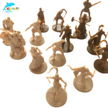 China supplier new design board game miniature custom board game plastic small figures miniatures manufacturer
