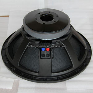 18 inch subwoofer 1000 W RMS pro audio luidsprekers