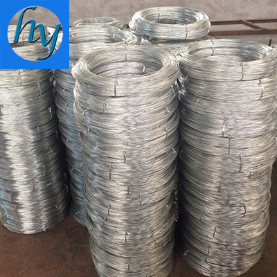 Chinese supplier galvanized steel wire for greenhouse/hot-dipped galvanized wire/galvanized iron wire