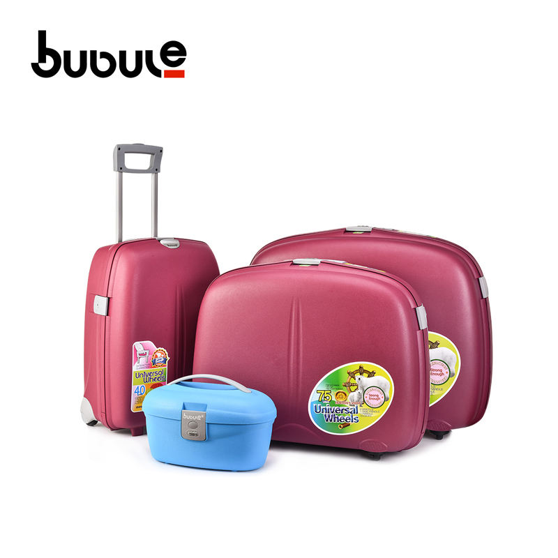 BUBULE <span class=keywords><strong>OEM</strong></span> nom marque PP Trolley voyage bagages/ensemble de sacs 4 pièces/bagages <span class=keywords><strong>sac</strong></span> et étuis
