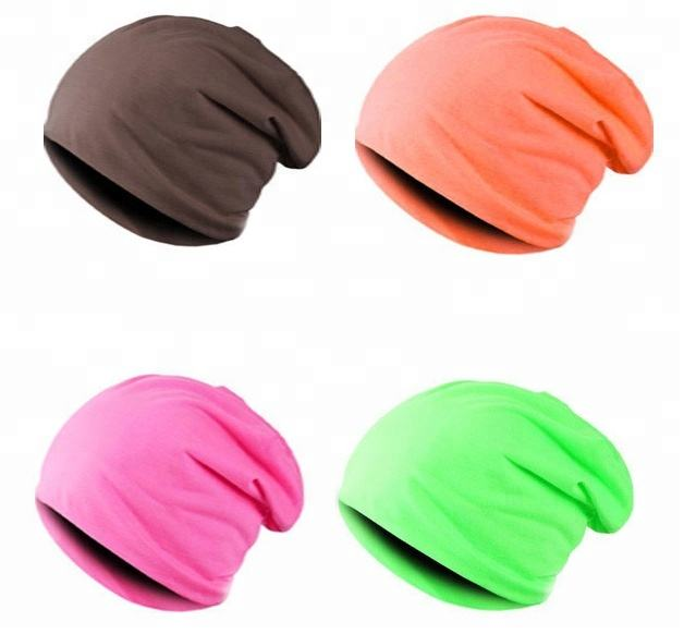 Wholesale Personalized Foldable Blank Knit Hip-hop Sleeve Head Cap