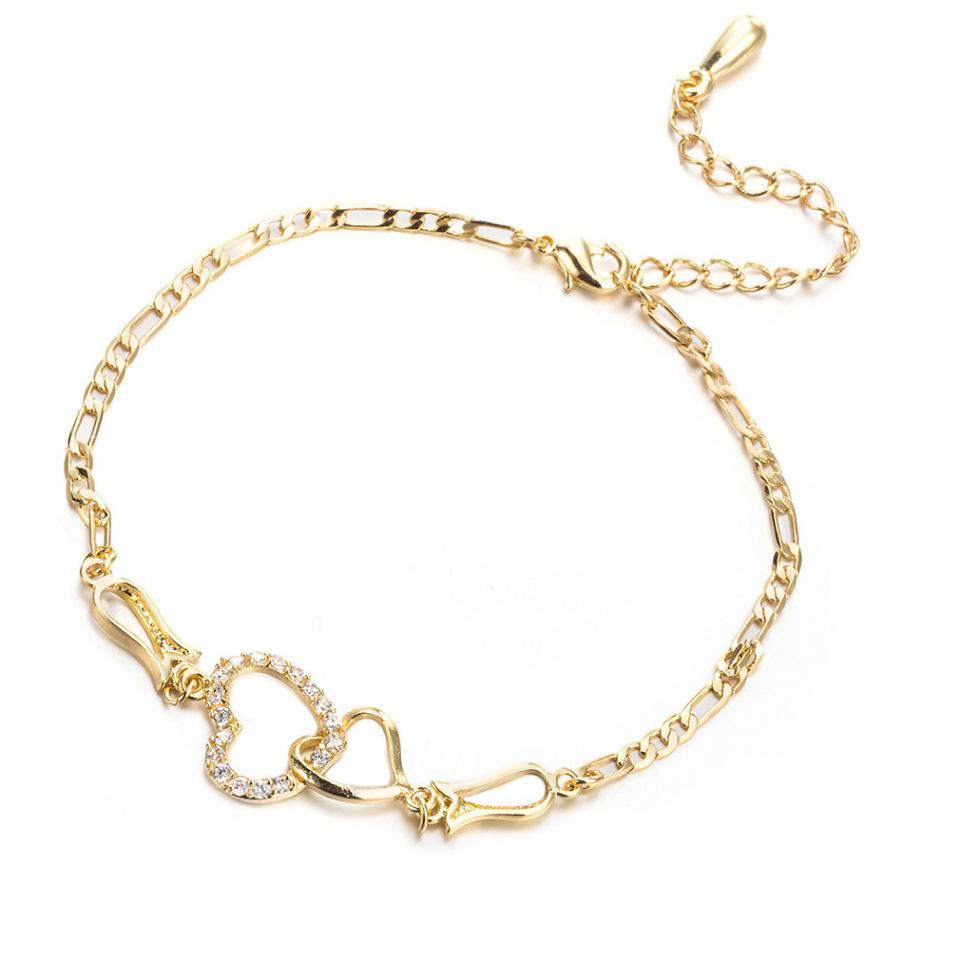 Chain Hollow Fancy Anklet For Women Anklets BraceletSandals Foot Jewelry Anklet Feet