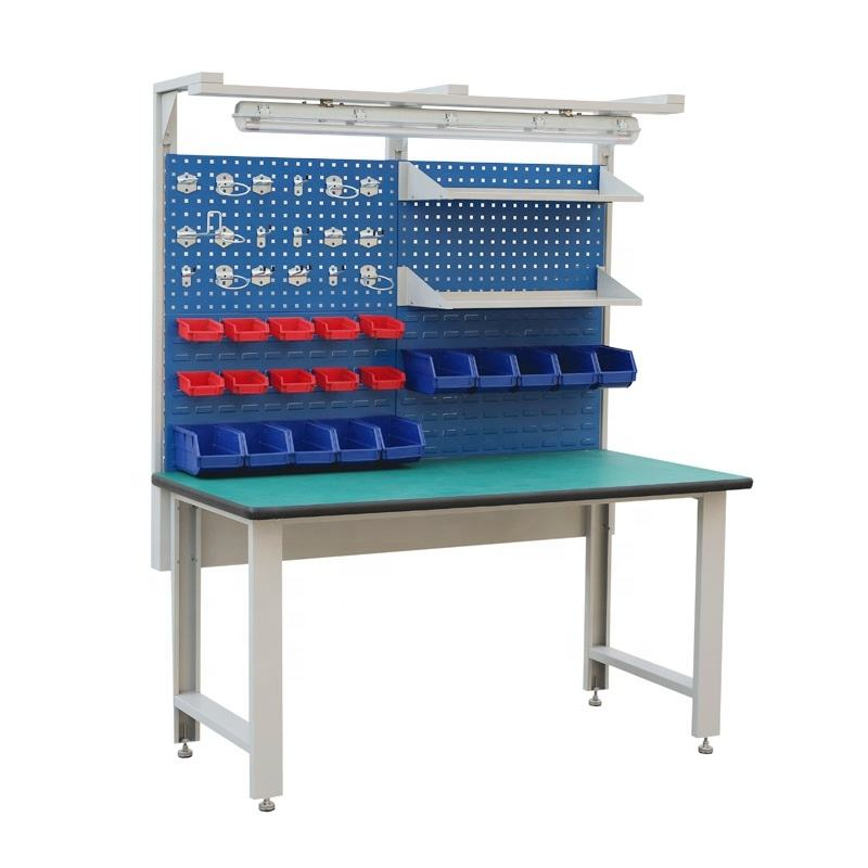 Factory professional tool cabinet working table/steel tool box cabinet/workbench tool box cabinet
