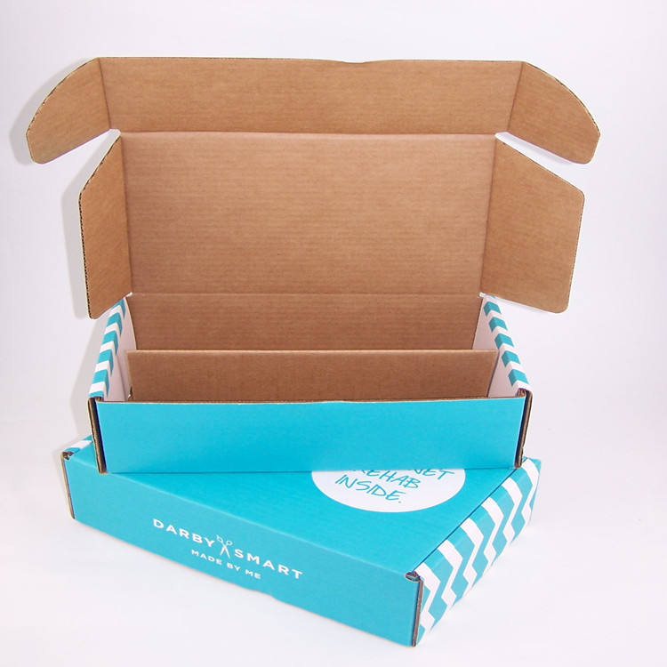 China wholesale custom printed shipping carton mailer boxes corrugated cardboard gift packaging boxes