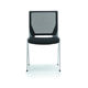 New design mesh back fabric visitor chair office meeting chair