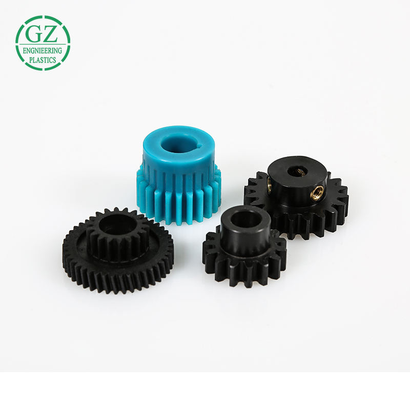 CNC machine costom high impact-resistance MC nylon gear