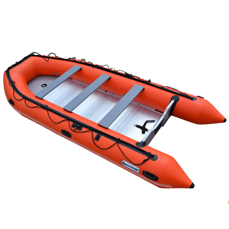8 persons folding hypalon military patrol inflatable boat for sale
