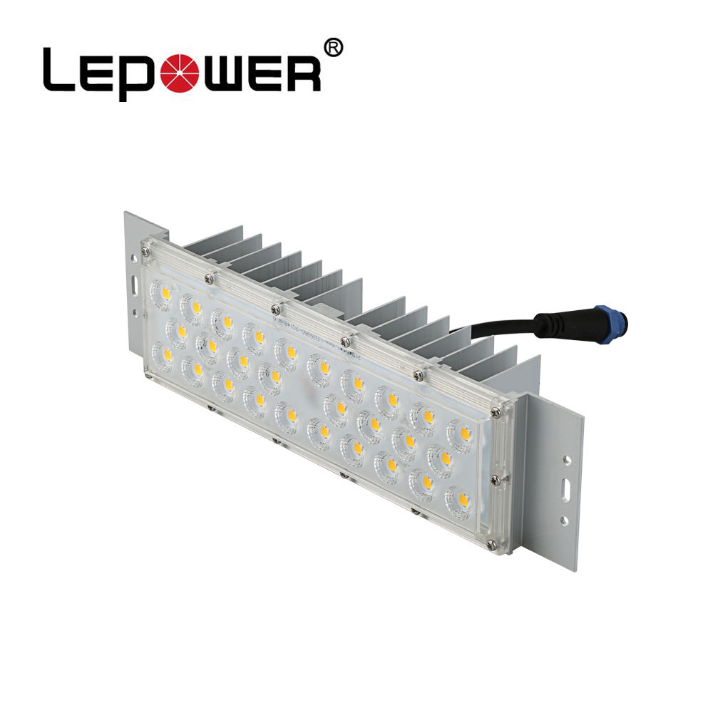 40W 50W 60W LED Module IP67 Waterproof Outdoor High Luminous Efficacy 5050 LED Bridgelux Module