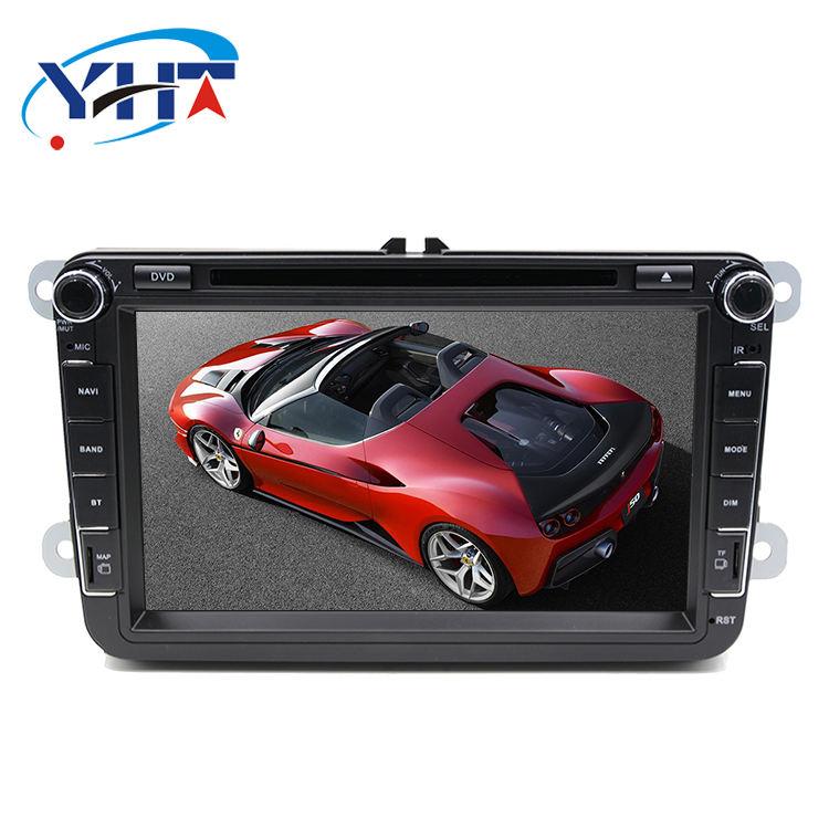 8 ''digital LCD Monitor pantalla táctil en el tablero universal coche estéreo <span class=keywords><strong>CD</strong></span> reproductor de DVD con wifi USB/sd