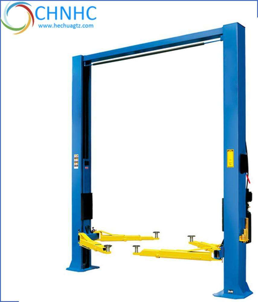 4 ton strong capability two post car lift / 2 post car lift auto hoist vehicle lift