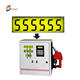 2 Inch Custom VA type LCD with Pin Connector for Gas Station Oil Machine lcd display