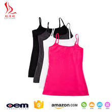 Fashional cool vest tank top slimming camisole munafie womens bra camisole