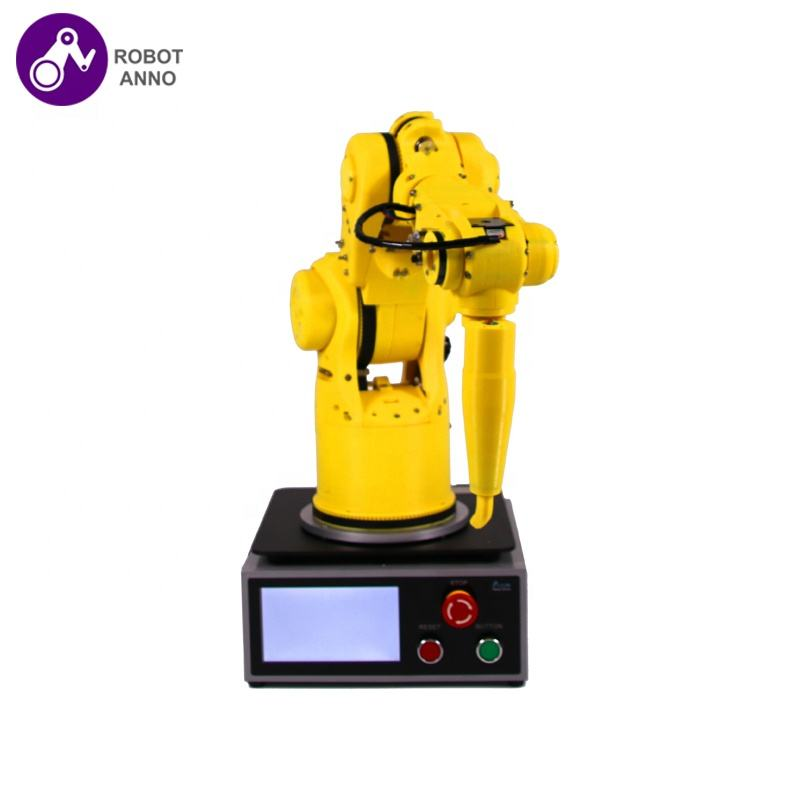 New design 6 axis mini robot arm with high quality Professional