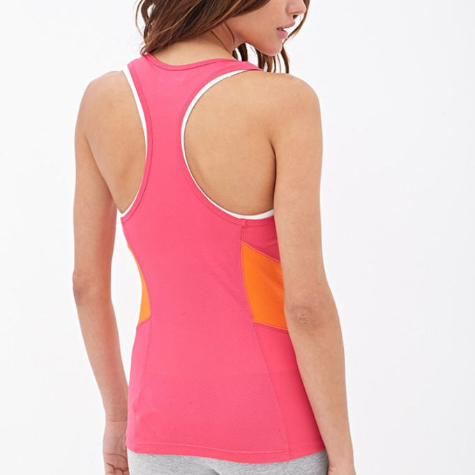 Great Soft Gym ใช้เย็บ Technic Ladies Tank Top