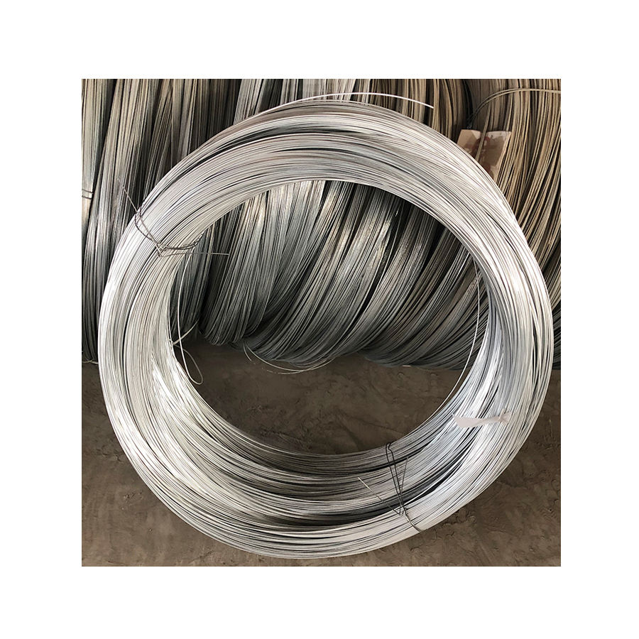 4mm 6mm hard drawn round silver flat spring steel wire