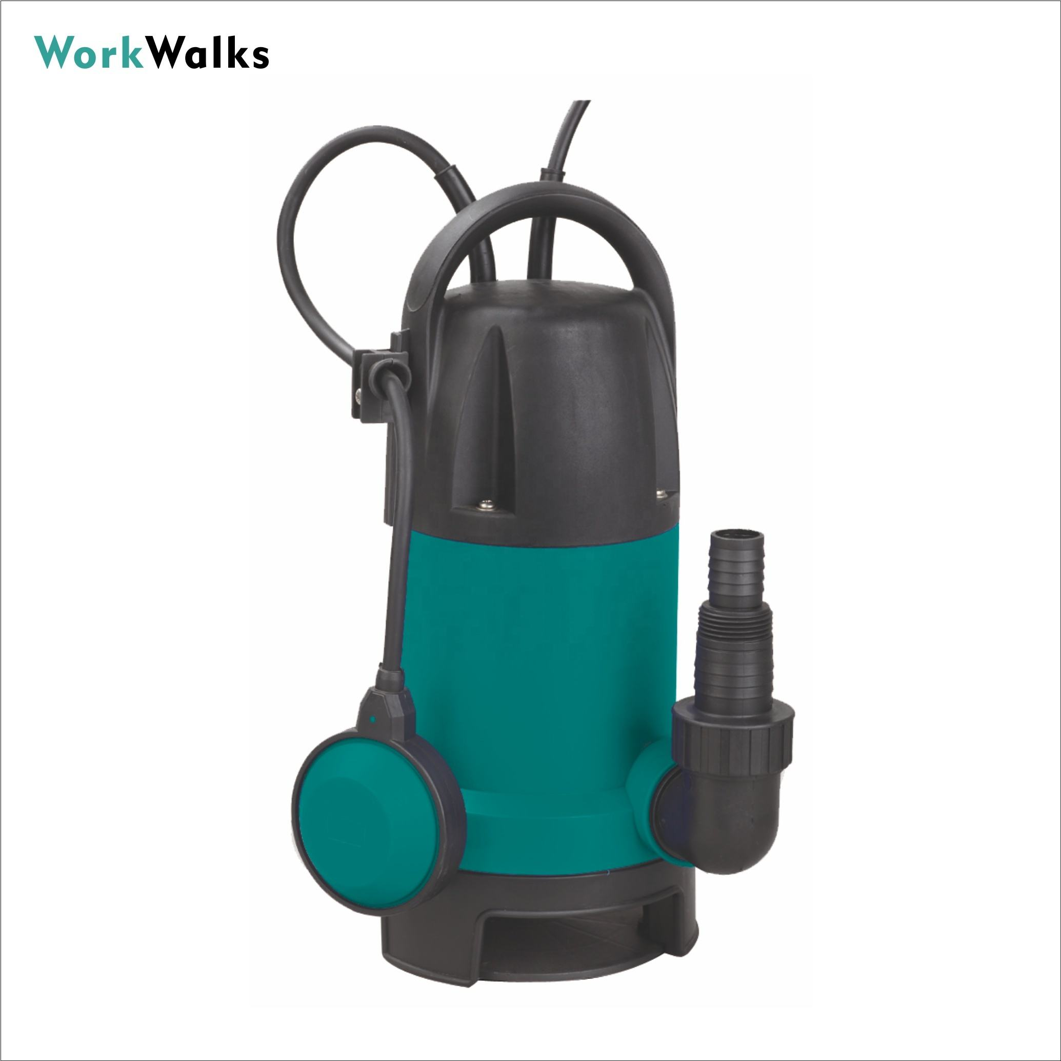 Hot Sale Household Electric Drainage Submersible Dirty Water Pump
