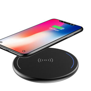 Smart Telefoni Cellulari Android Portatile Universale Qi Wireless Caricabatterie wireless charging kit