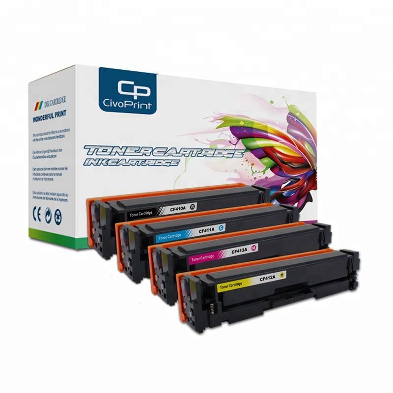 4x Toner Cartridge Set For 507A M551 CE400A CE401A CE402A CE403A  USA SELLER!