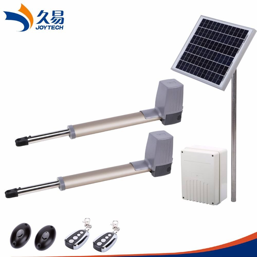 Automatic Dual Electric Swing Gate Opener with Factory Price