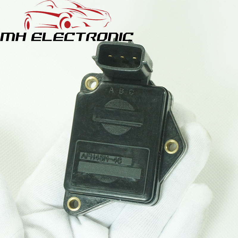 MH ELECTRONIC High Quality AFH45M-46 AFH45M46 MAF Mass Air Flow Sensor For Nissan Sentra 100 NX 1.6L Sunny 1.4L