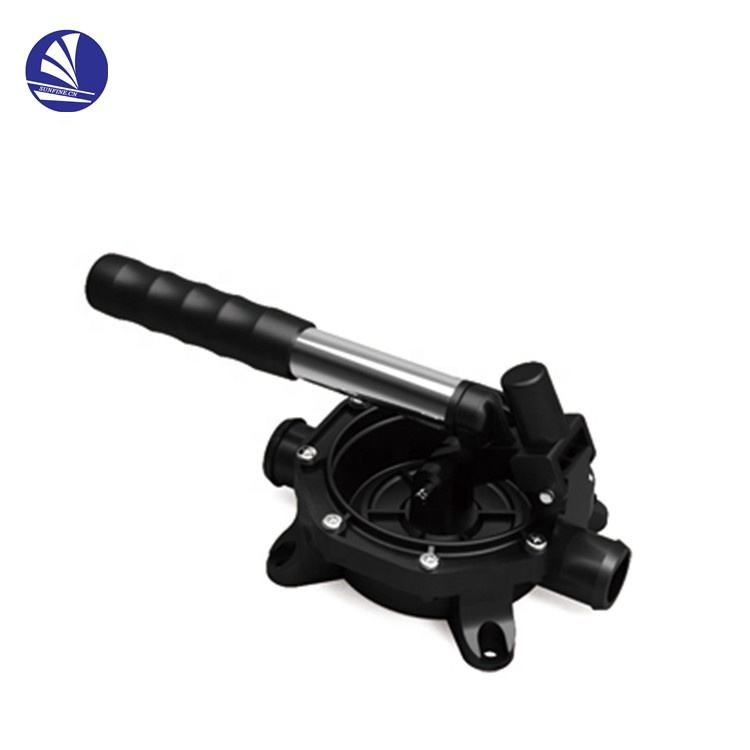 High Quality Marine Stainless Steel Portable Hand Water Pump Foot Pump for Pressure Boat Hydraulic