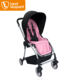 2016 high quality baby stroller with saving basket is convenient for baby's cloths,milk powder and big shopping things