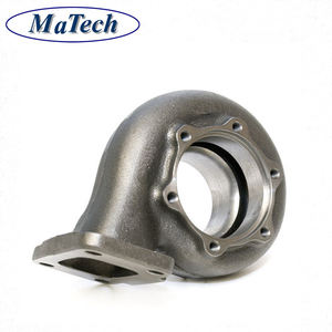 Metal Foundry Stainless Steel Precision Casting Turbine Housing