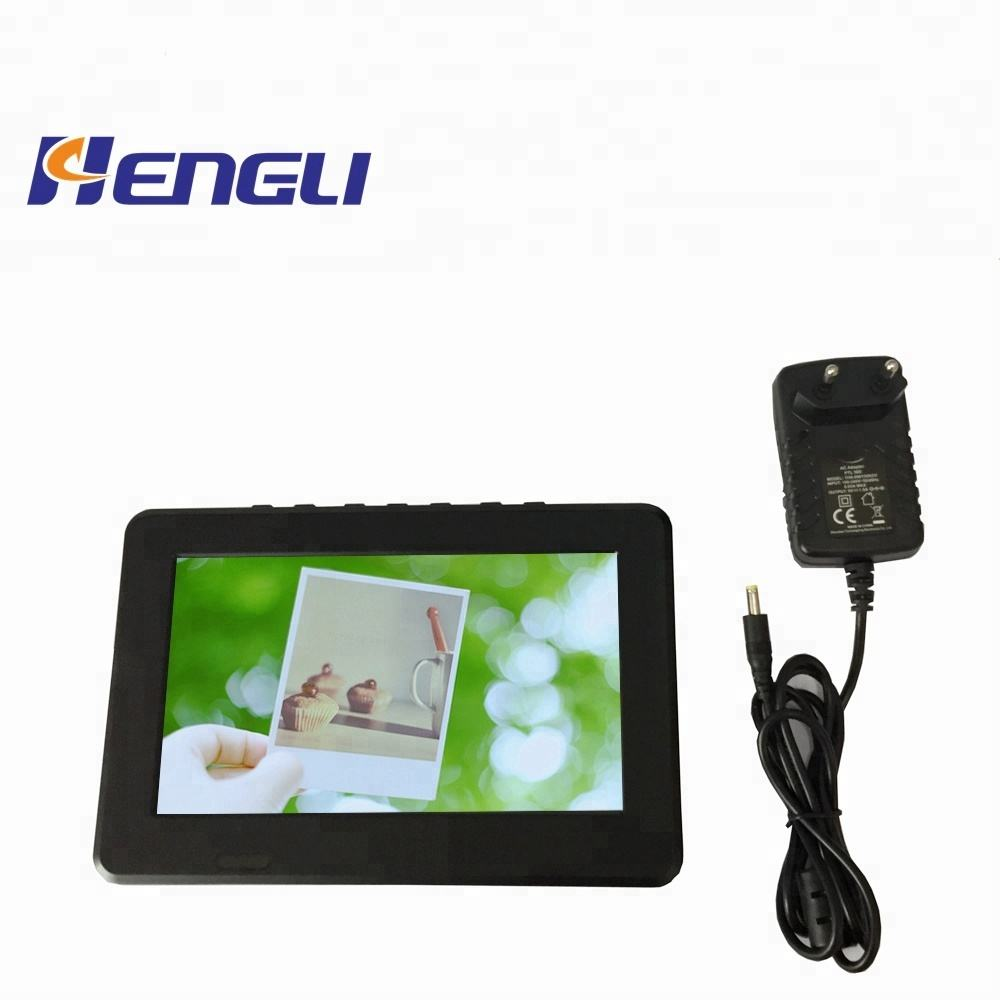 1080p 4:3 led 10 inch portable tv with DVB T2 air receiver
