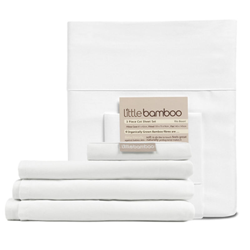 OEKO-TEX 300TC 100% Bambu Bed Sheet