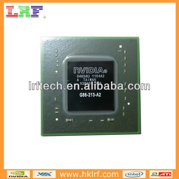 Nueva Nvidia g86-771-a2 Chipset Bga GPU Chip 256 Mb 128 Bits 2014