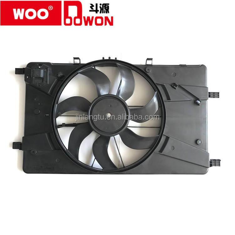 Cooling Fan Assembly for Chevrolet Chevy Cruze Limited 11-15 Buick Verano 12-17
