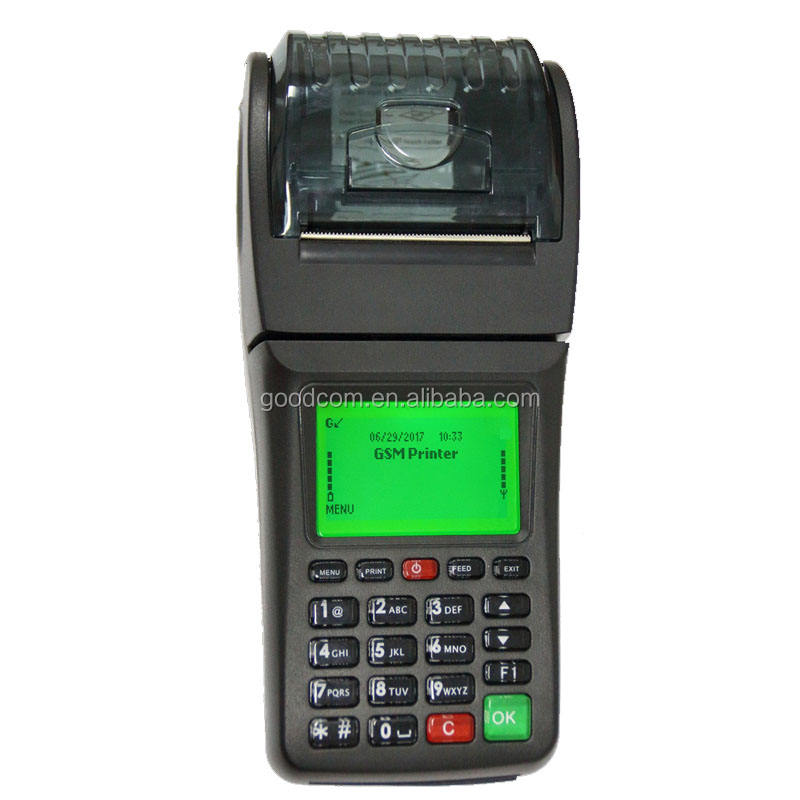 Goodcom Mobile POS Terminal Receipt Printer GT6000S for Mobile Payment