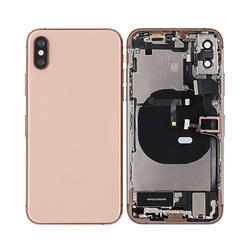 Customize your IMEI! New Complete Full Set Back Housing Battery mobile phone housings for iphone XS full housing
