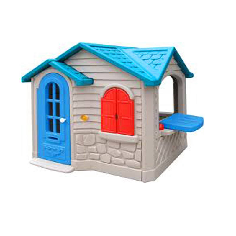New design high quality indoor playground toddler playhouse